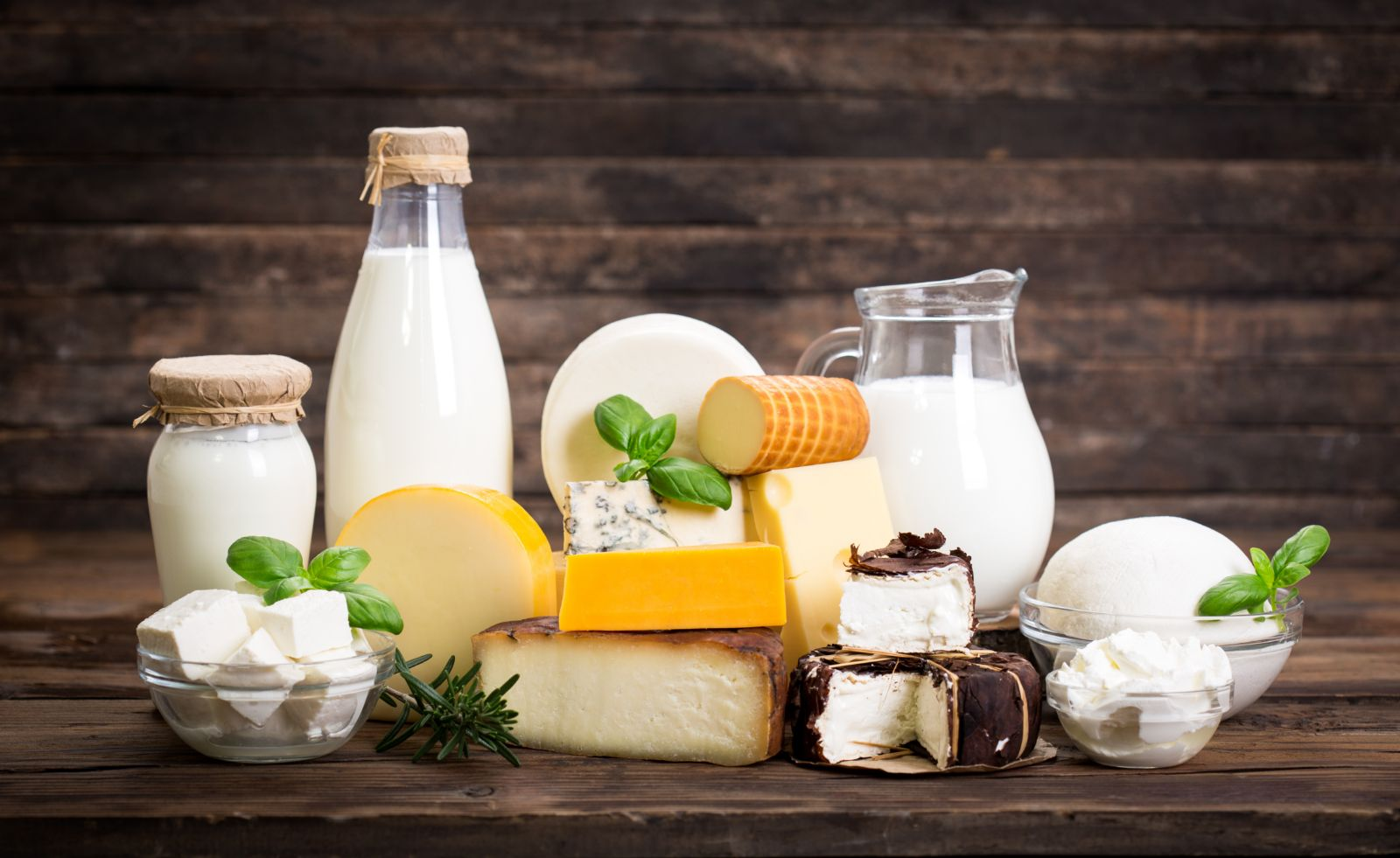 Reduce your carbon footprint by eating the right kinds of dairy